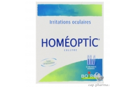 HOMEOPTIC COLLYRE 10UNID/0,4ML