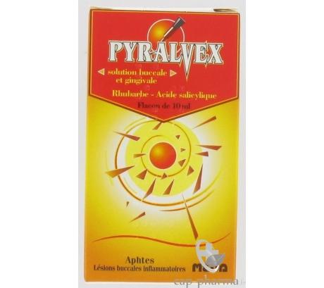 PYRALVEX S EXT FL/10ML