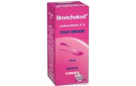 BRONCHOKOD 2% SIROP ENF 125ML