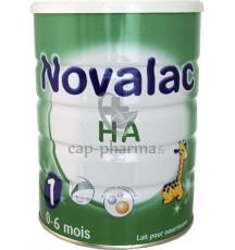 NOVALAC HA 1 AGE LAIT  B/800G