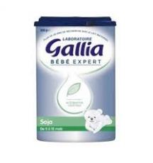 GALLIA BEBE EXPERT SOJA PREP NOURR BT 800G