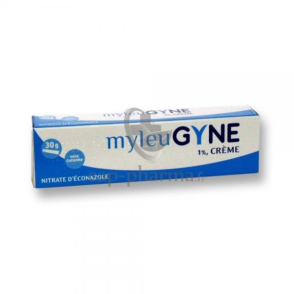 MYLEUGYNE 1 % crème : T/30g - Pharmacie