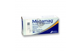 MEGAMAG 45MG GELU BT 120
