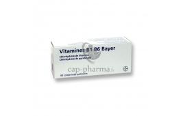 VIT B1 B6 BAYER CPR 40