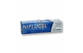 NIFLUGEL 2,5% GEL 60G