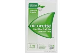 NICORETTE 2MG GOM MEN FRAIC /210