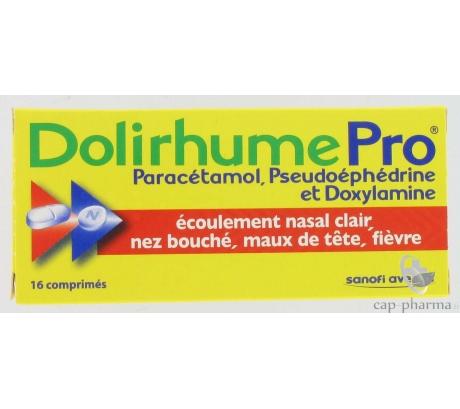 DOLIRHUMEPRO CPR 16