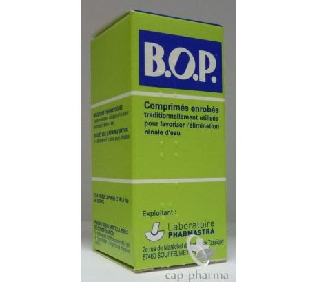 BOP cp enr : E/60 - Pharmacie