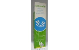 ACTISOUFRE S BUC/NA FL/100ML