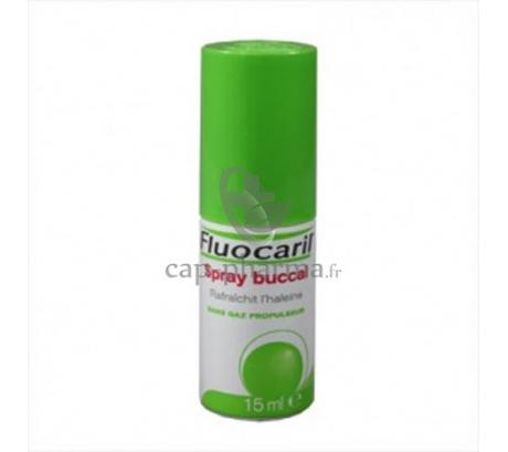 FLUOCARIL SPRAY BUCCAL