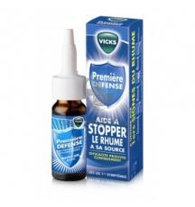 medicament pour le nez