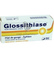 GLOSSITHIASE CPR SUBL B/30