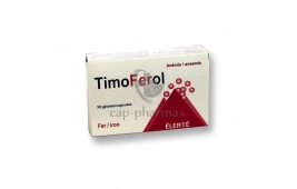 TIMOFEROL GEL PLQ/30