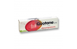 QUOTANE 0,5% CR DERM T/30G