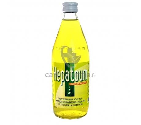 HEPATOUM sol buv : Fl/550ml - Pharmacie