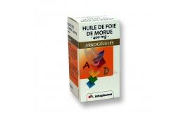 ARKOGELULES HUILE MORUE 50 GELULES
