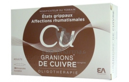 GRANIONS CU S BUV 30/2ML
