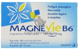 MAGNE VIE B6 LOT  2X60CPR