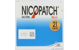 NICOPATCH 21MG/24H PATCH 30CM /28